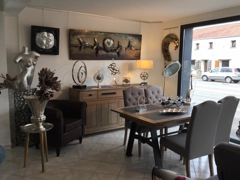 Bois deco magasin meubles salons decoration deco nord for Magasin deco bois