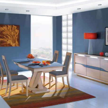 Salle-a-manger-meuble-table-chaise-buffet-Ceram-chene-massif-ateliers-de-langres-magasin-nord-Bois&Deco-cambrai-Cambresis