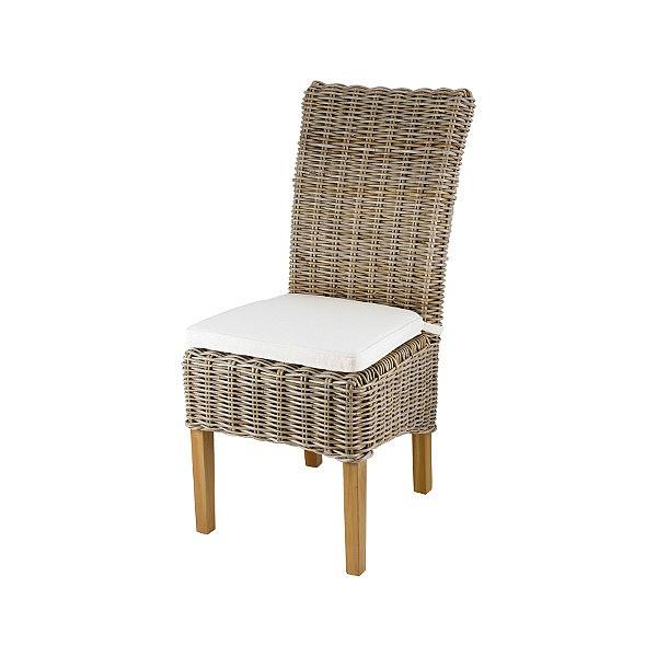 Chaise kubu bois deco for Chaise kubu