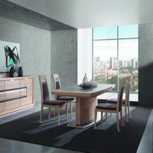 salle manger compl te archives page 2 sur 3 bois deco. Black Bedroom Furniture Sets. Home Design Ideas