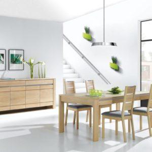 Salle à manger contemporaine Ateliers de Langres  – YUCCA