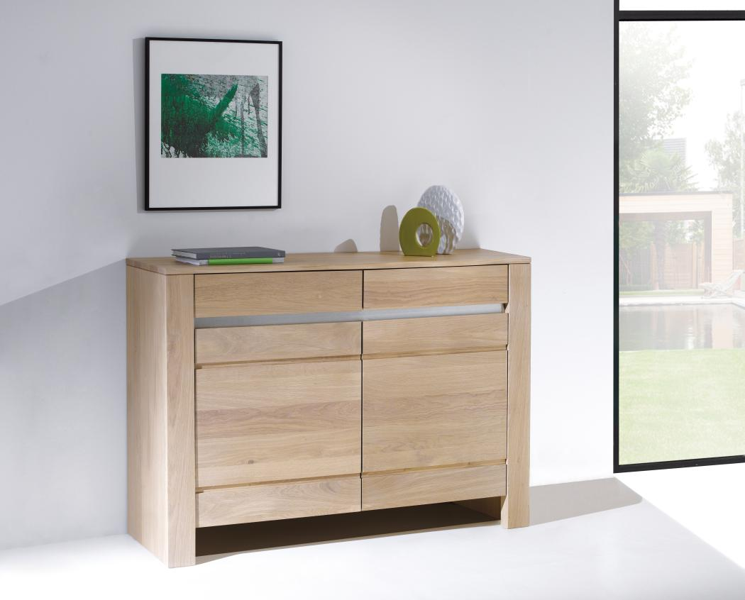 bahut yucca bois deco. Black Bedroom Furniture Sets. Home Design Ideas