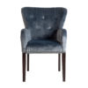 chaise-ivy-confort-haut-de-gamme-tissu-juke-velours-gris-clous-sur-couture-poignet-dos-qualite-richmond-interiors-boisetdeco
