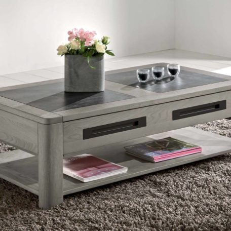 Table basse rectangulaire DEAUVIL