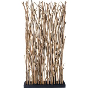 lampadaire nature branches bois