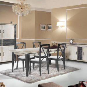 salle-a-manger-meuble-industriel-chene-clair-noir-boisetdeco-cambresis-nord