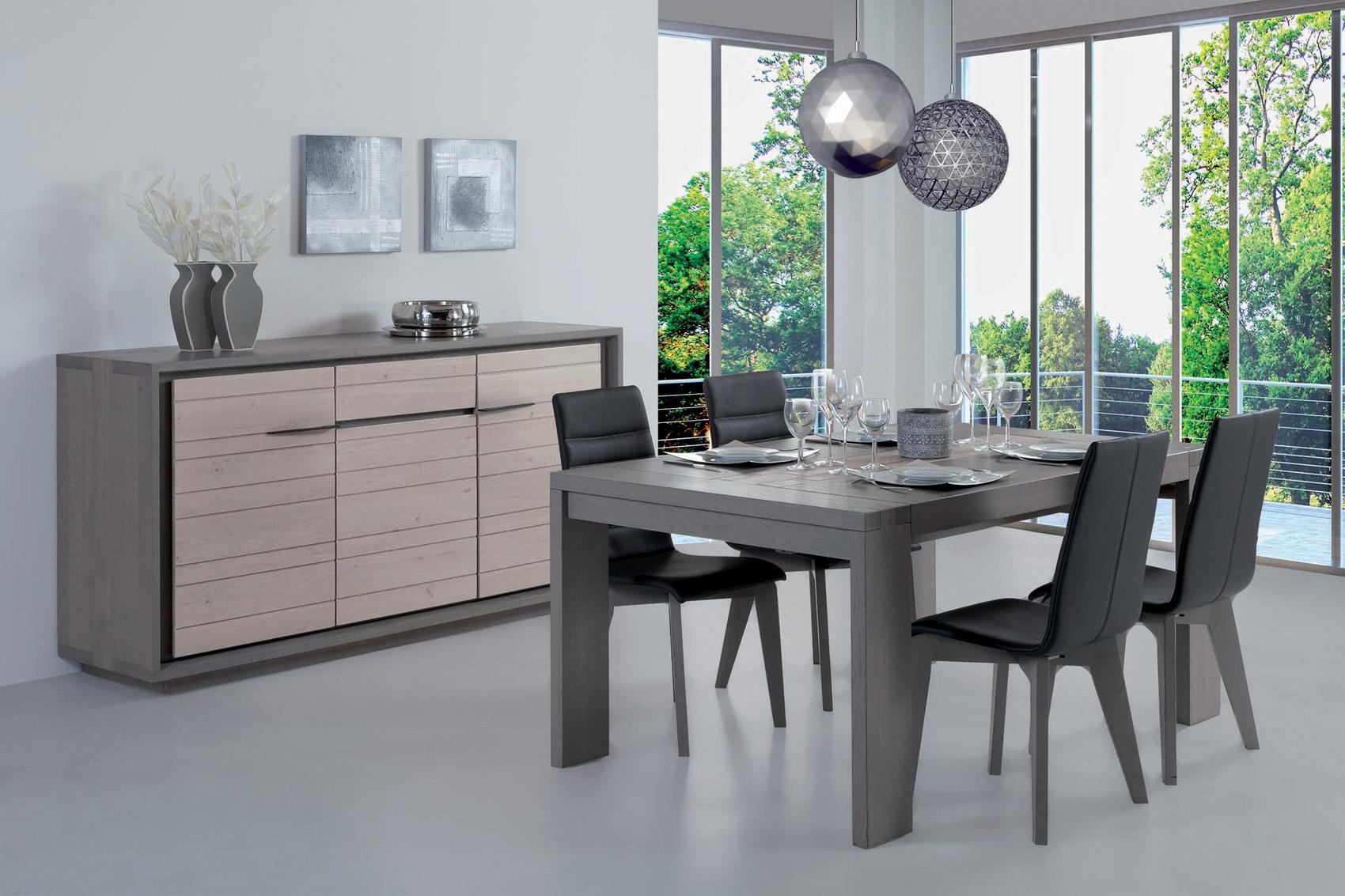 Salle-a-manger-table-chaise-buffet-Zen-Atelier-de-Langres-nord