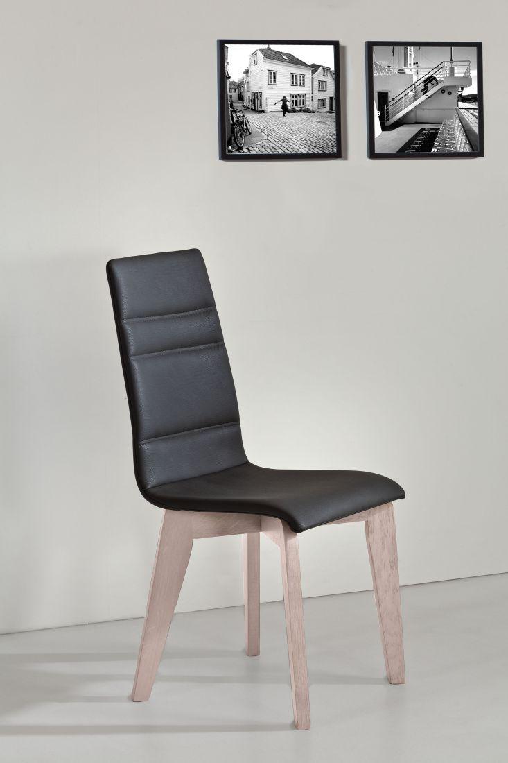 salle manger contemporaine ateliers de langres zen pieds bois bois deco. Black Bedroom Furniture Sets. Home Design Ideas
