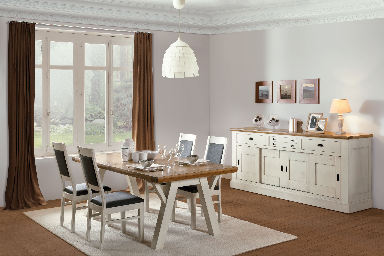 Ateliers a buffet Salle chaise manger Meubles table Romance wnP0NOk8X