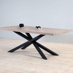 Table-salle à manger -modèle-zen-meubles-Bois&deco-Nord