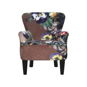 fauteuil marron