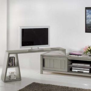 meubles t v archives bois deco. Black Bedroom Furniture Sets. Home Design Ideas