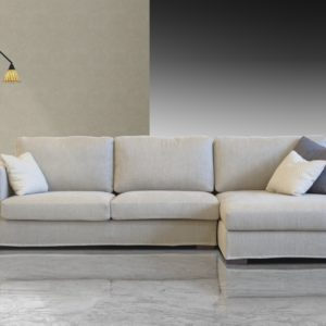 Canapé d'angle fixe 3 places – ROSE