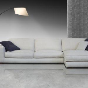 Canapé d'angle fixe 3/4 places – SUN