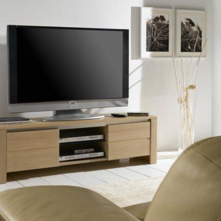 YUCCA meuble TV 2 portes