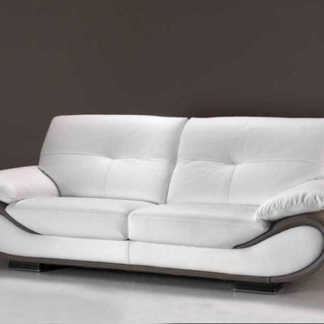 Canape en cuir 3 places modele NEW ZEALAND