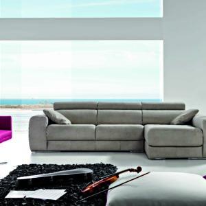 Canapé d'angle fixe 3 places – CARMEN