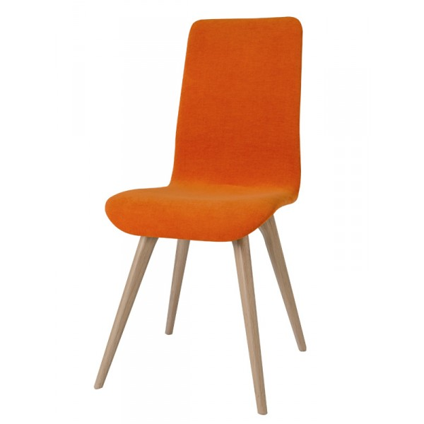 chaise lotus tissu et bois bois deco. Black Bedroom Furniture Sets. Home Design Ideas