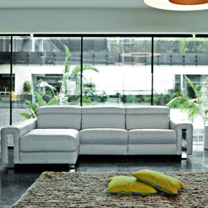 Canapé d'angle fixe 3 places – DUBAI