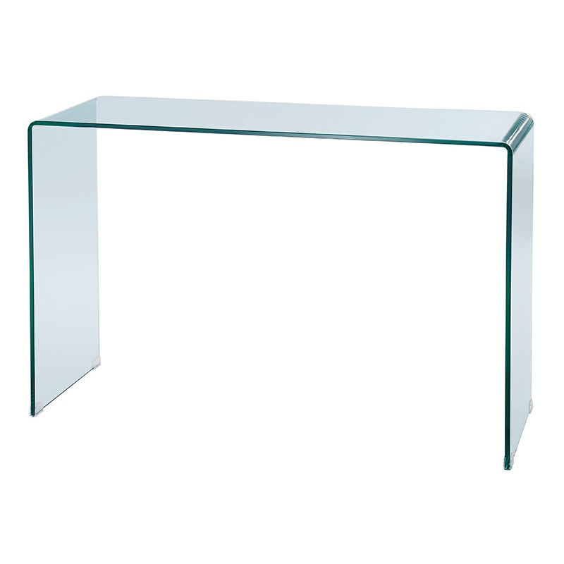 Meuble Console Verre Design Drimmer Collection Infinity
