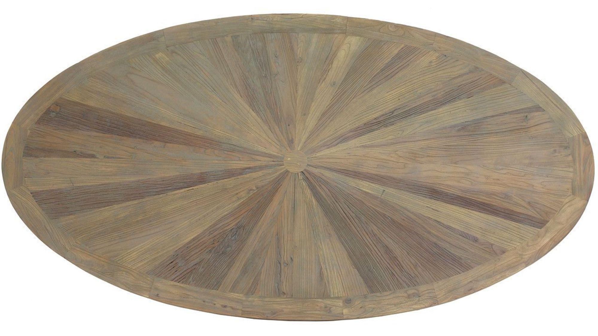table originale aberdeen ovale bois chene richmond interiors boisetdeco nord. Black Bedroom Furniture Sets. Home Design Ideas