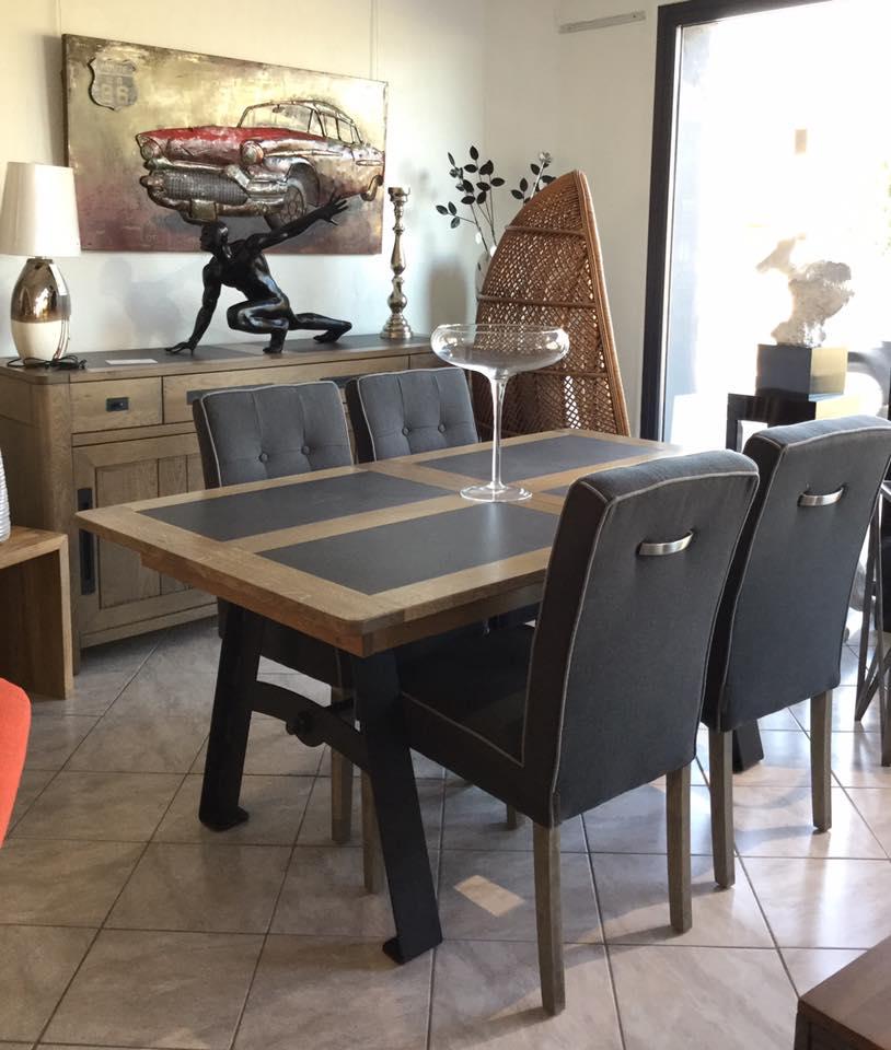 magasin meuble cambrai great salle manger chne biton u. Black Bedroom Furniture Sets. Home Design Ideas
