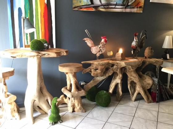 Le bois flotté ; tendance et naturel !