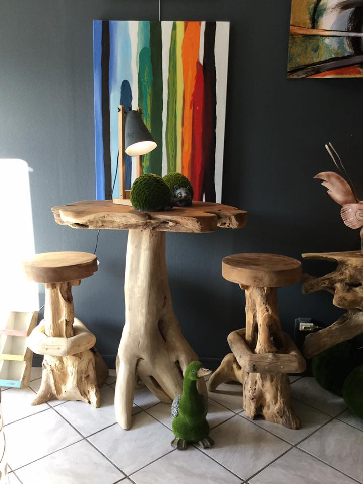 Bois flott ambiance cocooning deco meubles for Chaise bois flotte