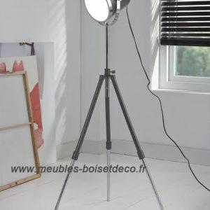 LAMPADAIRE DESIGN ZIJLSTRA – spot style industriel