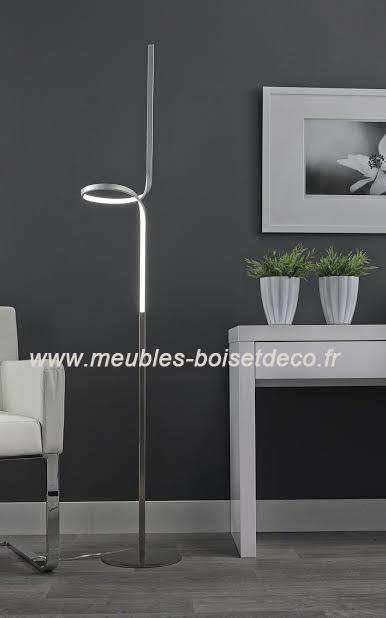 lampe argent sur pied Zijlstra BoisDeco copie 5 Élégant Lampe Sur Pied Led Design Hzt6