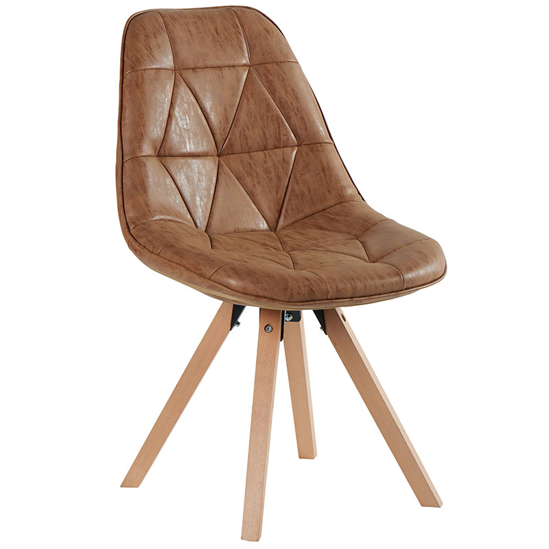 chaise pied bois design. Black Bedroom Furniture Sets. Home Design Ideas