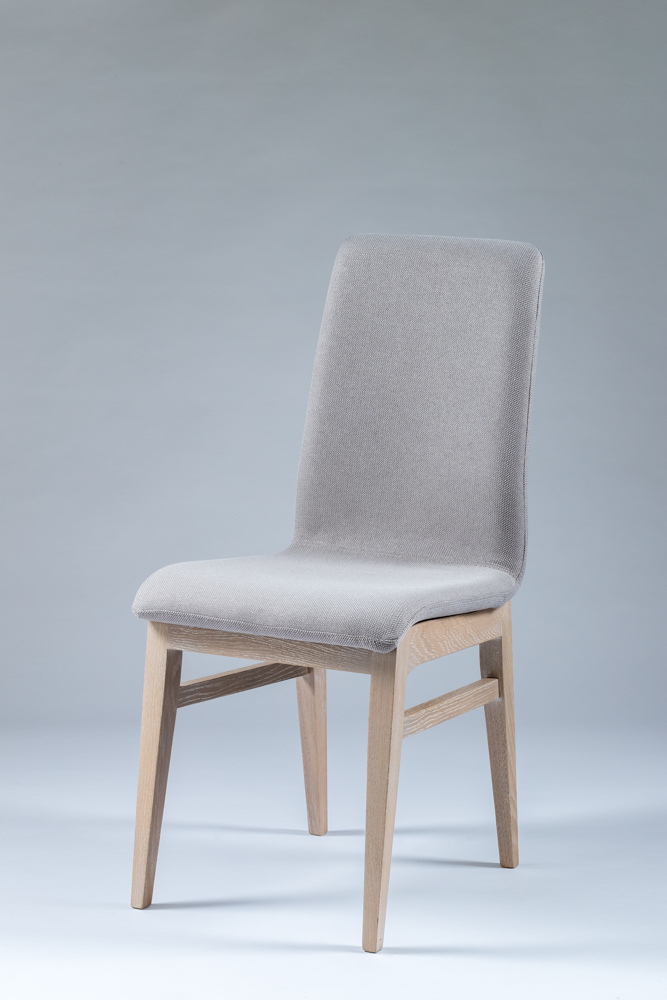 Chaise Coque Design Lelievre Yam Meubles Gibaud