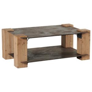 table-basse-ACTABA-metal-vieilli-sapin-bois&deco-cambresis