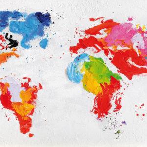 tableau-toile-peinture-carte-du-monde-dipinto-bubolaenabo-bois&deco-beauvois-cambresis-nord-decoration