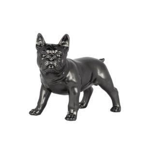 statue-chien-decoratif-deco-bouledogue-bulldog-original-bois&deco