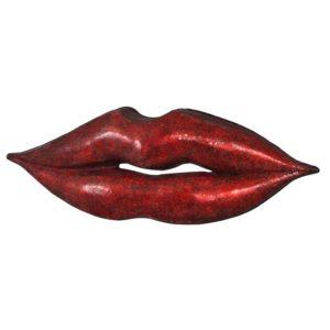 bouche-levres-rouges-murale-3D-mosaiques-exaltation-design-drimmer