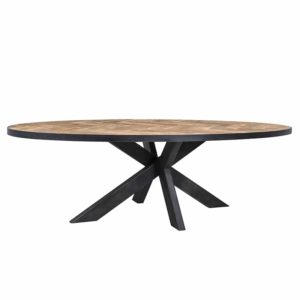 table-ovale-bois-chene-pieds-metal-barrington-richmond-interiors-bois&deco-meubles-gibaud-nord