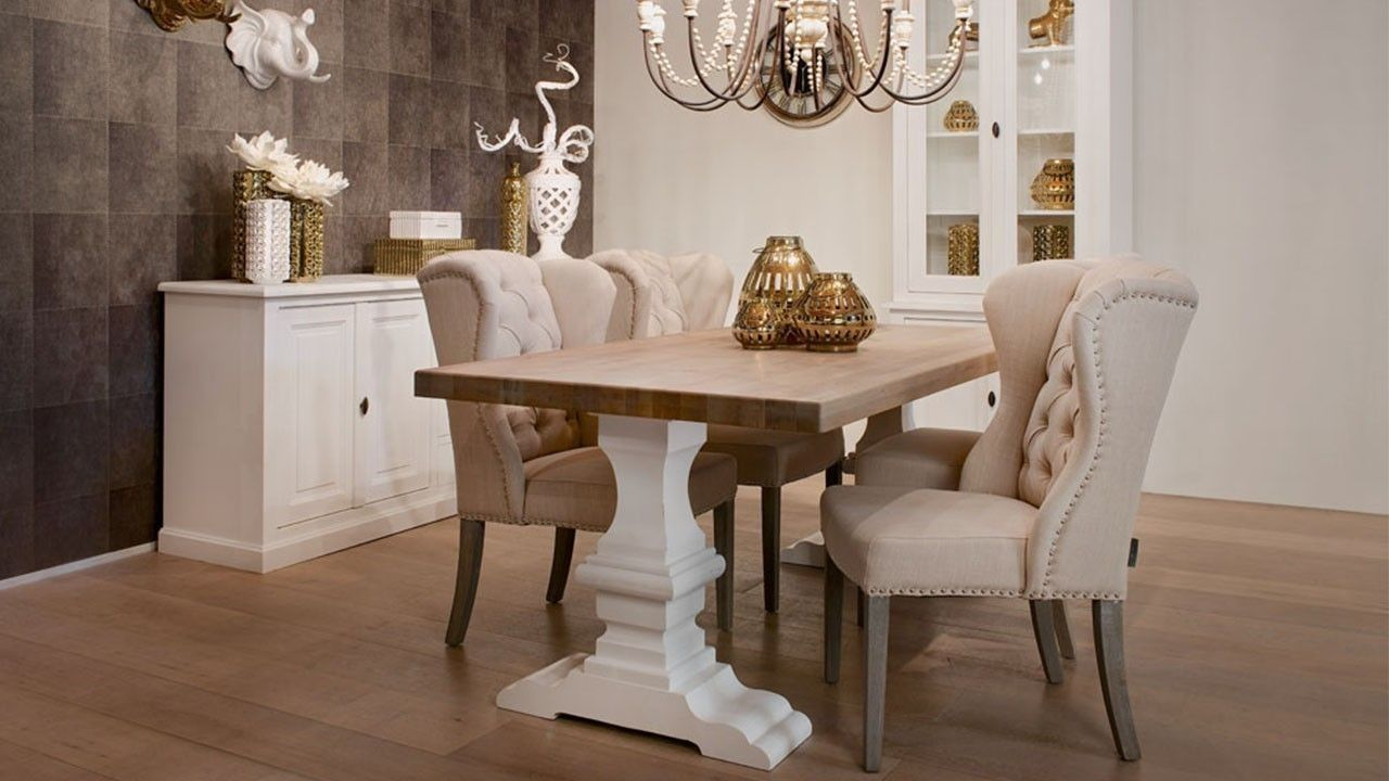 Table Salle A Manger Rectangulaire Chene Richmond Interiors