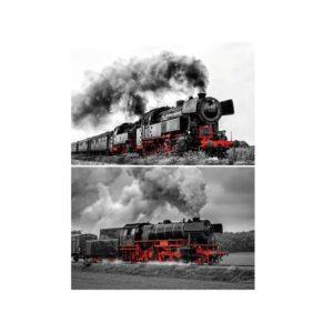 tableau-original-impression-sur-verre-train-locomotive-noir-blanc-rouge-drimmer
