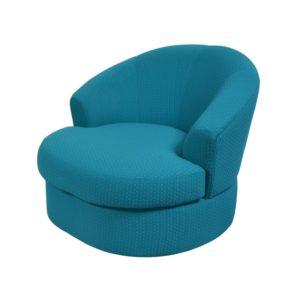 fauteuil-pivotant-tissu-bleu-turquoise-drimmer-museum-boisetdeco-beauvois-cambresis-nord