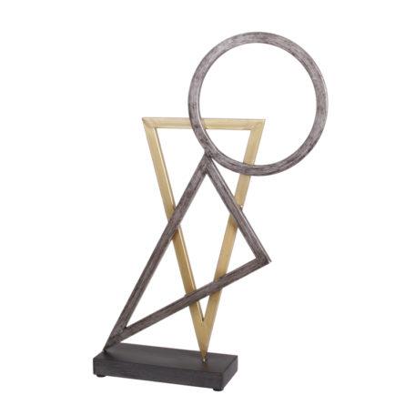 sculpture-abstraite-triangles-cercle-metal-decoration-design-boisetdeco