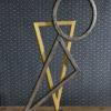 sculpture-decoration-abstraite-triangles-cercle-metal-decoration-design-magasin-boisetdeco-cambresis-nord