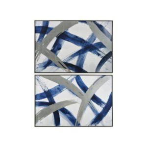 2-tableaux-bleu-abstait-design-drimmer-magasin-decoration-boisetdeco