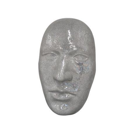EXALTATION-grand-masque-argent-160cm-mosaique-argent-design-drimmer-decoration