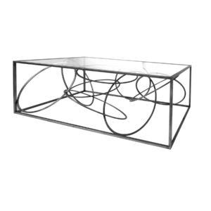 table-basse-metal-cerceaux-plateau-en-verre