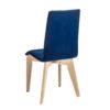 chaise confort pied bois