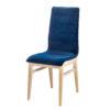 chaise tissu chene