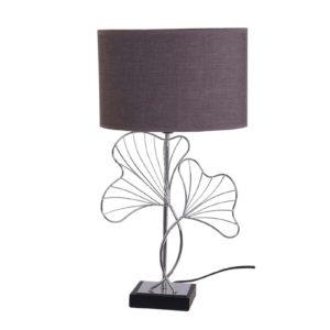 lampe feuilles