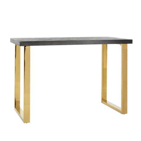 Table haute Blackbone gold