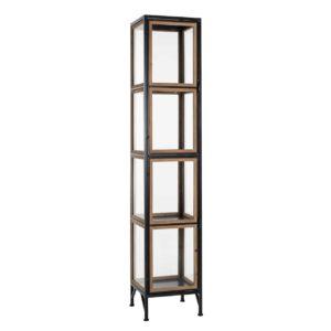 cabinet metal bois